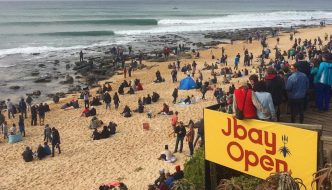 2016 J-Bay Open – Fanning and Florence Battle it Out
